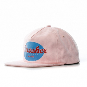 CAPPELLO SNAPBACK OVAL PINK