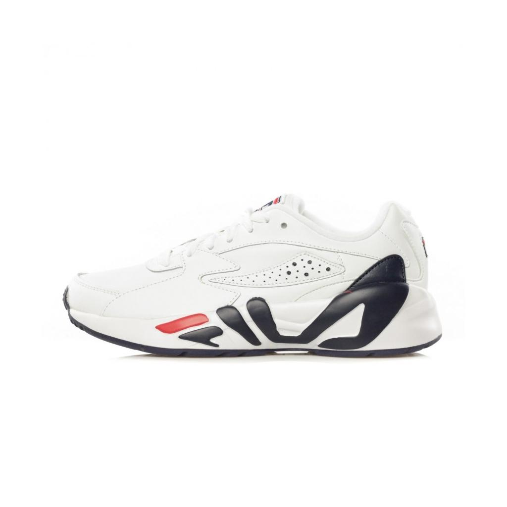 Fila SCARPA BASSA MINDBLOWER WHITEFILA NAVYFILA RED Sneakers