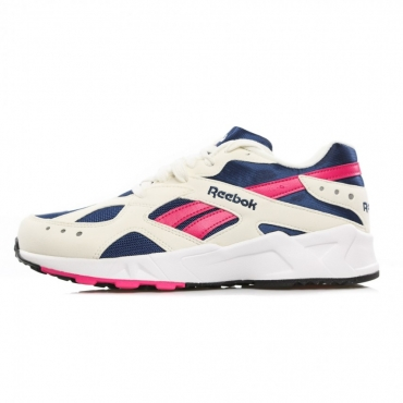SCARPA BASSA AZTREK CHALK/ROYAL/ROSE/WHITE