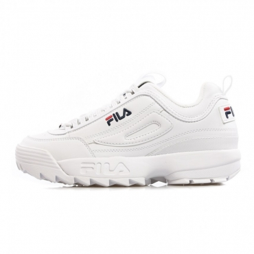 SCARPA BASSA DISRUPTOR LOW WHITE