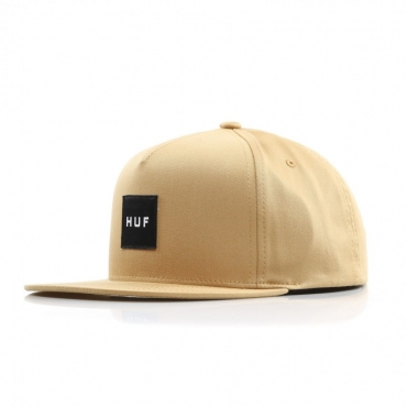CAPPELLO SNAPBACK ESSENTIALS BOX HONEY MUSTARD