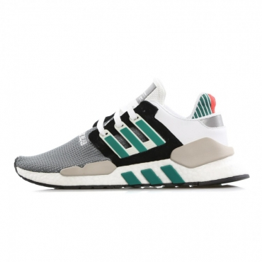 SCARPA BASSA EQT SUPPORT 91/18 CORE BLACK/GRANITE/SUB GREEN
