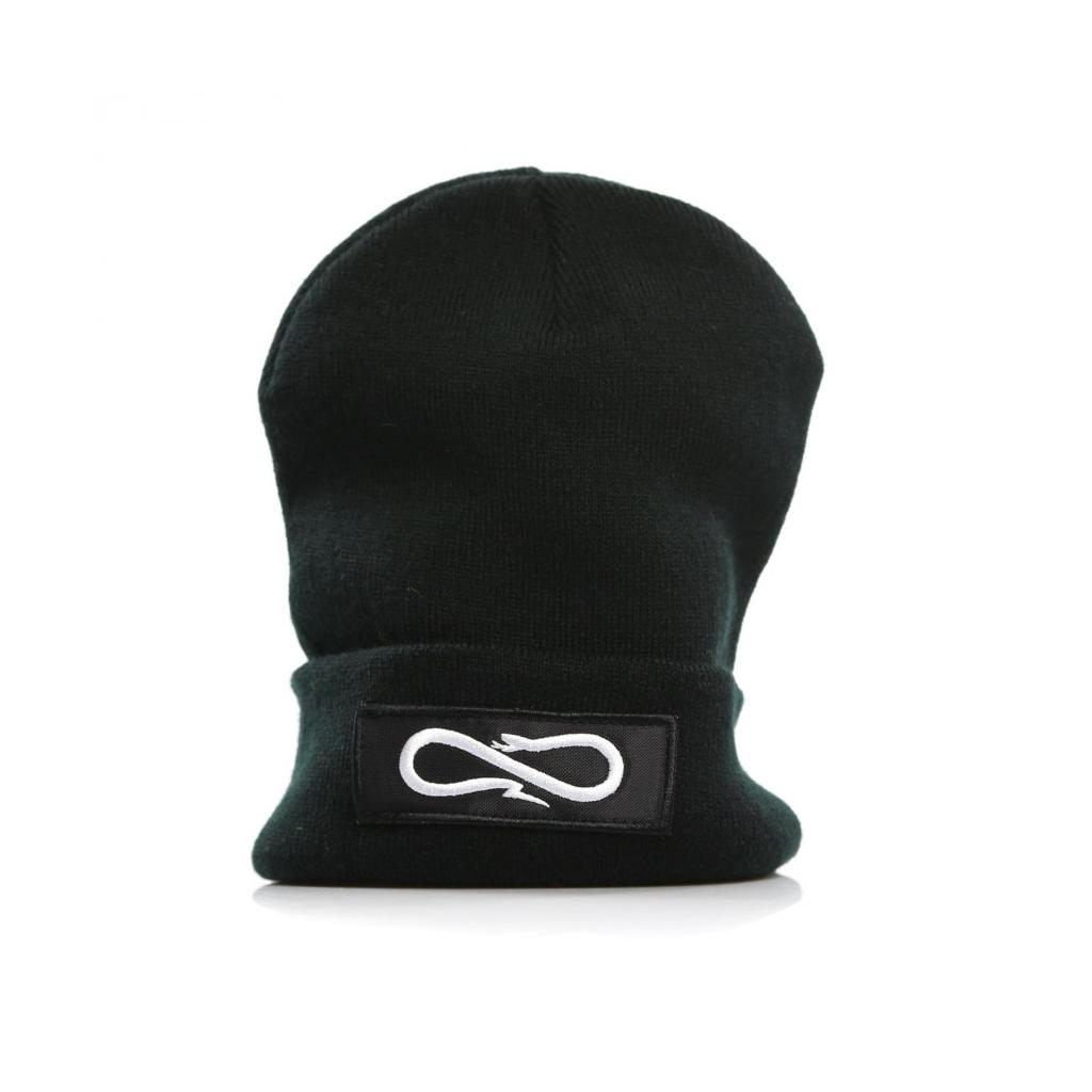 PROPAGANDA - BERRETTO LANA BEANIE BLACK - Cappelli e Berretti  300ce30a3836