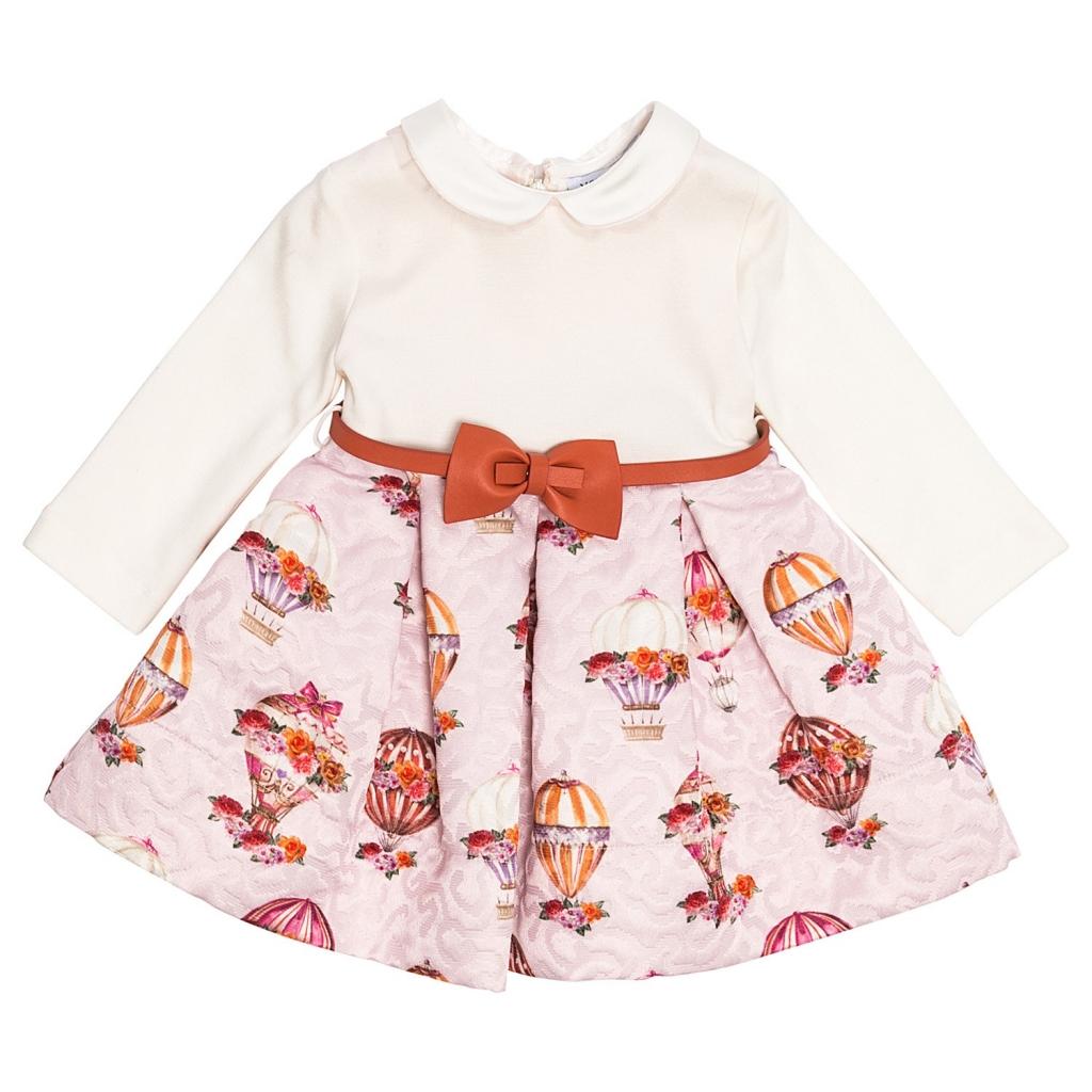 sale retailer ee1c1 b2afc PINK BABY BALLOON DRESS | Bowdoo.com