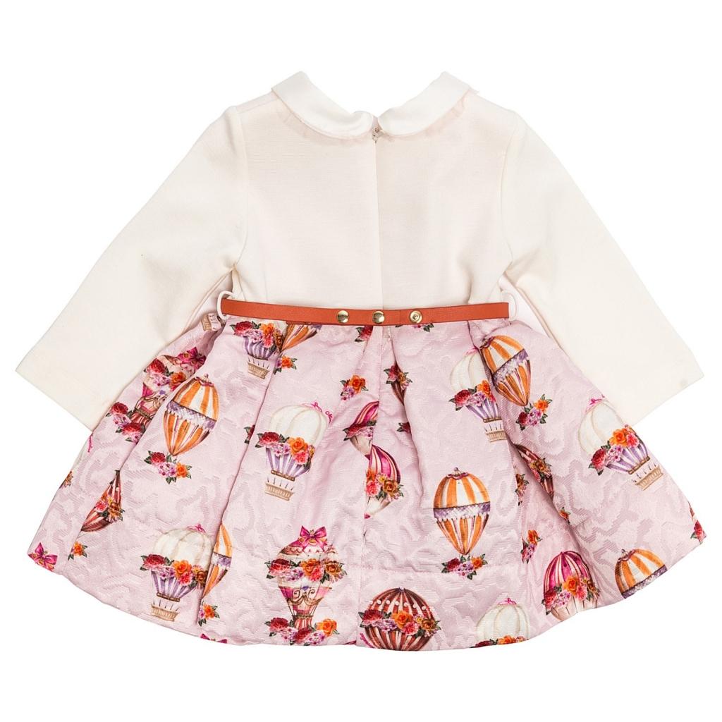 new arrivals 6ba4c 87f91 PINK BABY BALLOON DRESS