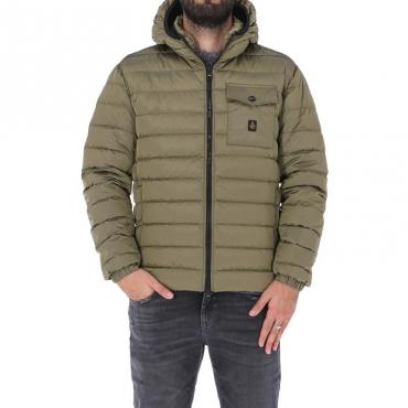 Hunter jacket 1 VERDE MILITARE