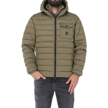 Hunter jacket 1 VERDE MILITARE