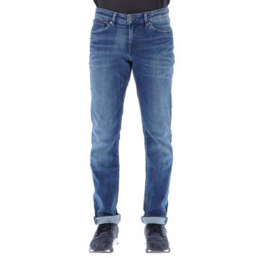 Jeans Tommy Hilfiger Uomo Scanton Slim 911 MID BLU
