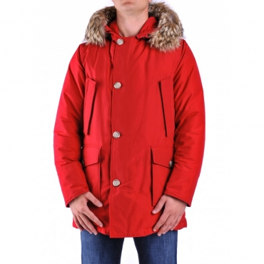 Arctic parka ROSSO