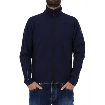 GIACCA NORTH SAILS FULL ZIP BLU UNICO