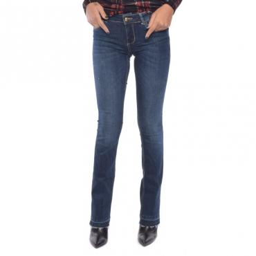 Jeans report zampetta DENIM BLUE
