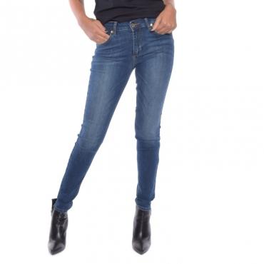 Jeans divine basico DENIM BLUE