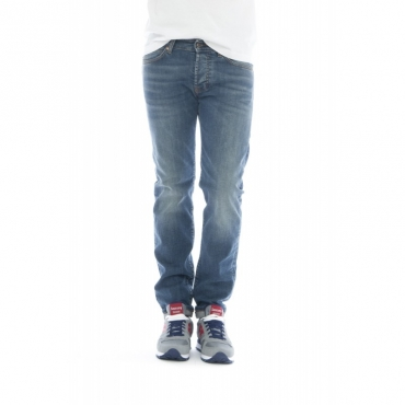Jeans Elasticizzato Sabbiato Chiaro - 529 WEARED 10