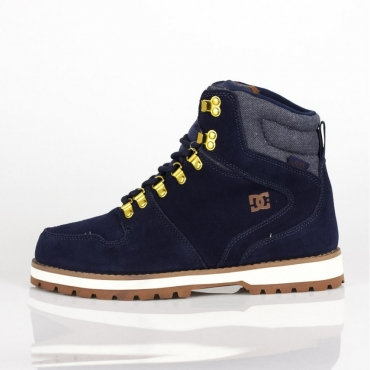 SCARPA OUTDOOR BOOTS PEARY NAVY/DARK CHOCOLATE