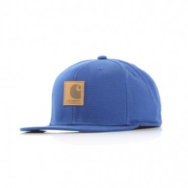 CAPPELLO SNAPBACK LOGO CAP METRO BLUE