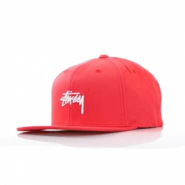 CAPPELLO SNAPBACK STOCK SP18 CAP RED