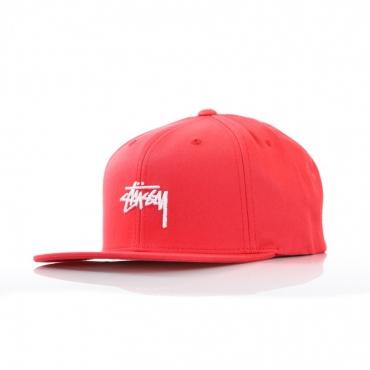 CAPPELLO SNAPBACK STOCK SP18 CAP RED