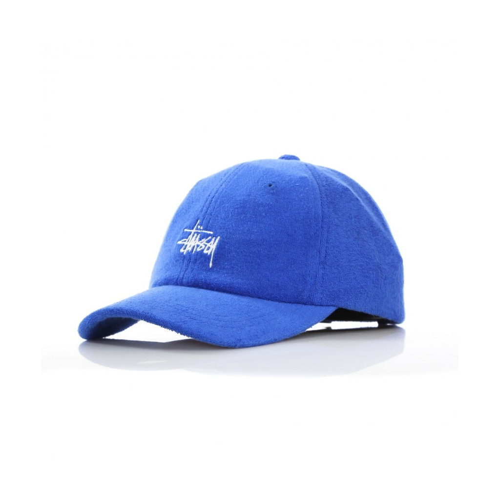 967c74e404e30 VISOR HAT CURVE STOCK TERRY CLOTH LOW PRO CAP ROYAL