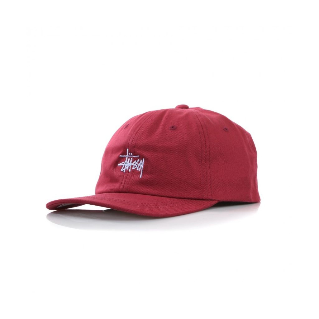 2b4bbfbe696e7 CAPPELLO VISIERA CURVA STOCK LOW PRO CAP RED