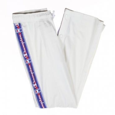 PANTALONE TUTA STREIGHT HEM PANTS WHITE