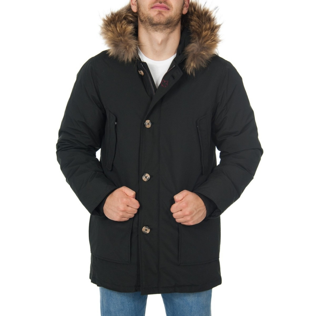 factory price 77e92 c5d7c Canadian Classic Manitoba Light Cordura BLACK Jacket | Bowdoo.com