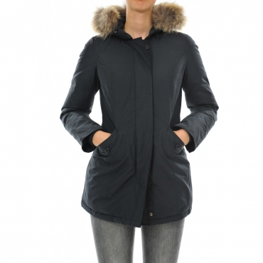 Giacca Donna Canadian Classic Fundy Bay Light Cordura NAVY