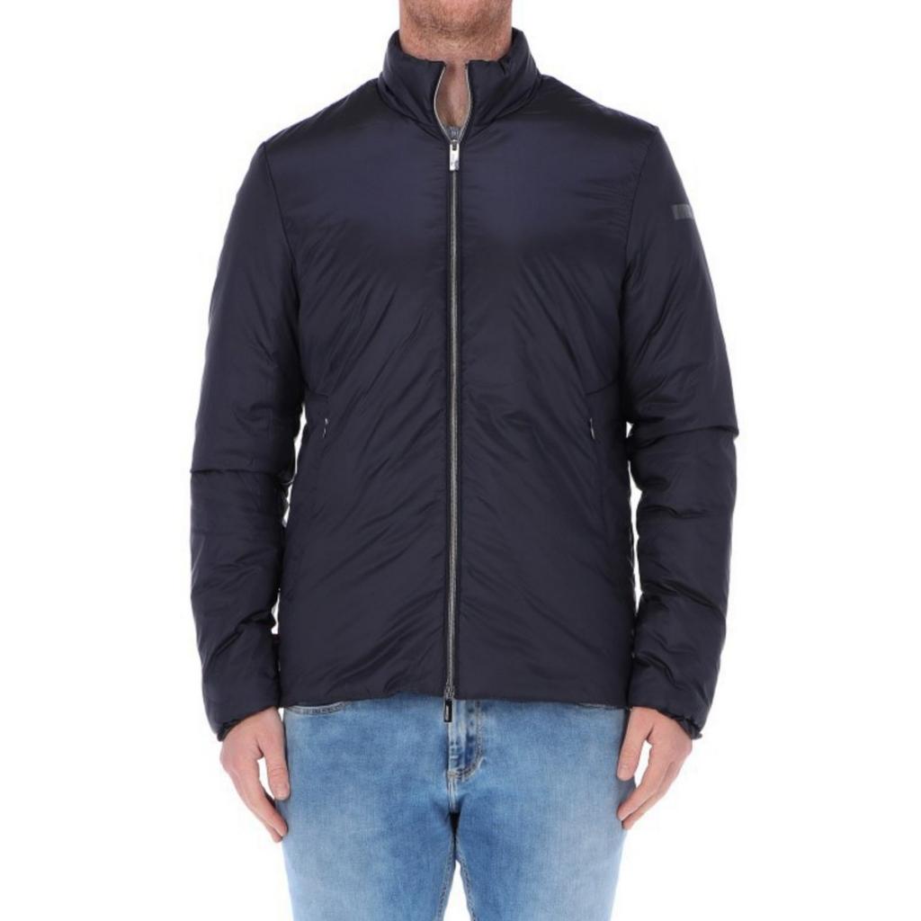 new style 48f40 7f934 Roberto Ricci Design Man Inner 60 Jacket BLUE BLACK | Bowdoo.com