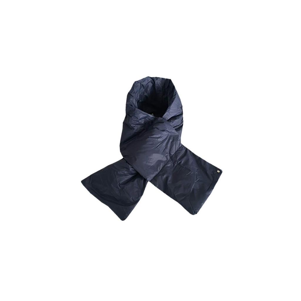 miglior posto per vendita a buon mercato usa prezzi al dettaglio CINELLI PIUME E PIUMINI - CINELLI sciarpa unisex blu 100 nylon imbo...