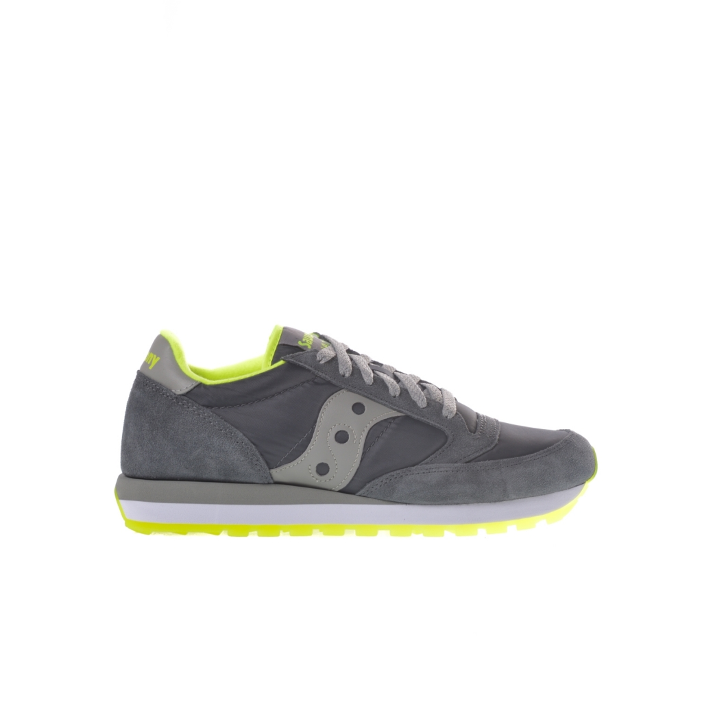 Saucony - Sneaker uomo Saucony Jazz Original nylon grigio scuro GR ... 9acae331a9f