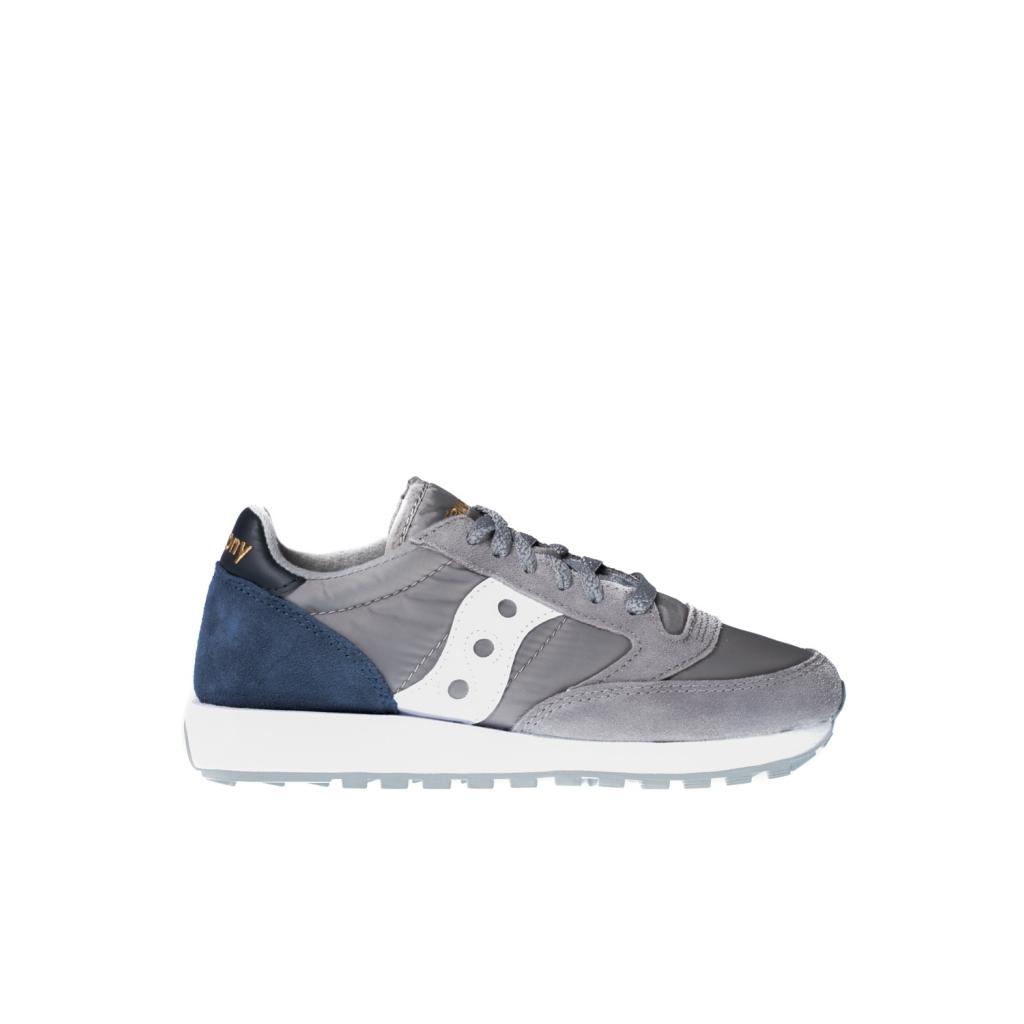 ultima selezione del 2019 vasta gamma di acquista per il più recente Sneakers woman Saucony Jazz Original light gray GR-AVIO   Bowdoo.com