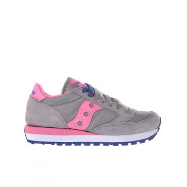 Sneakers donna Saucony Jazz Original grigio GR-ROSA