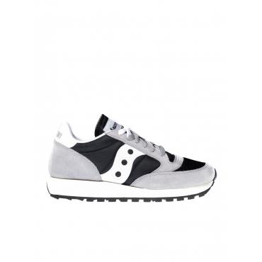 Sneaker donna Saucony Jazz Original Vintage grigio GR-NERO