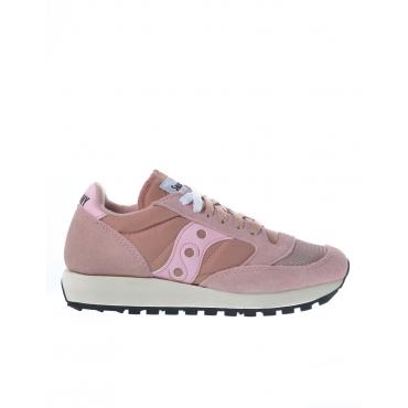 Sneaker donna Saucony Jazz Original Vintage rosa