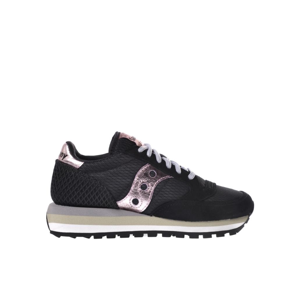 Sneaker donna Saucony Shadow Original nero NERO-ROSA ... 7a7c491834a