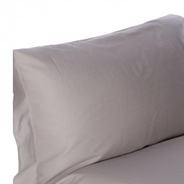 Set Lenzuola letto singolo in raso di cotone egiziano 300 fili Clacson