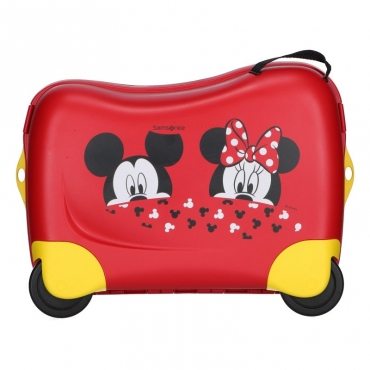 Trolley Dream Rider Disney cabina S MICKEY/MINNIE PEEKING