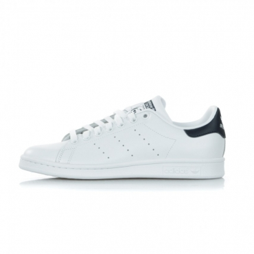 SCARPA BASSA STAN SMITH CORE WHITE/CORE WHITE/DARK BLUE