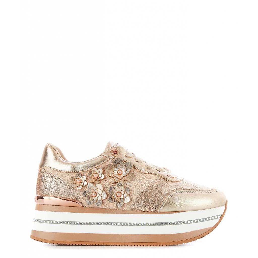 GUESS Platform sneaker Rose Sneakers |