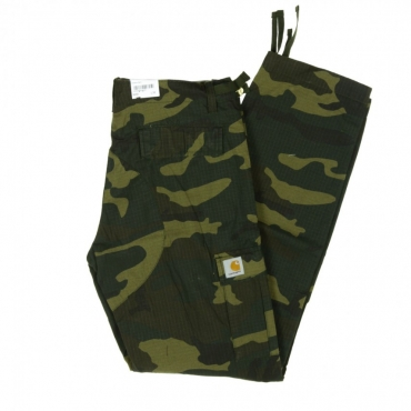 PANTALONE LUNGO AVIATION PANT CAMO LAUREL RINSED