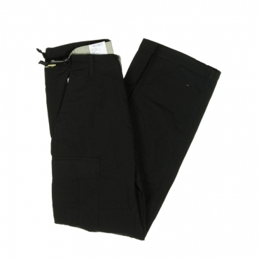 PANTALONE LUNGO AVIATION PANT BLACK RINSED