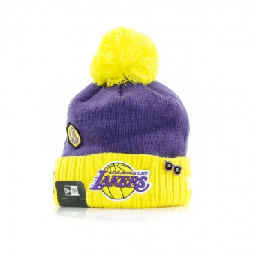BERRETTO LANA NBA18 DRAF KNIT LOSLAK ORIGINAL TEAM COLORS