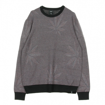 MARCO PLANTLIFE SWEATER BLACK