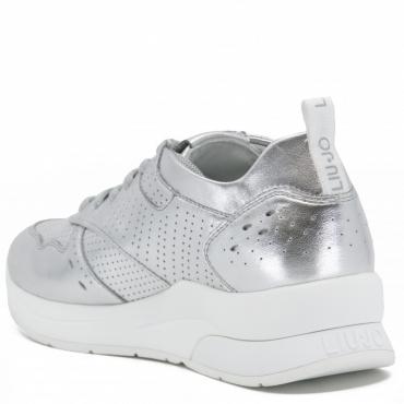 Sneakers Karlie 14 metalliche METALLICLEAT