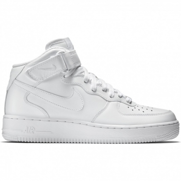 SCARPA ALTA AIR FORCE 1 MID 07 WHITE/WHITE