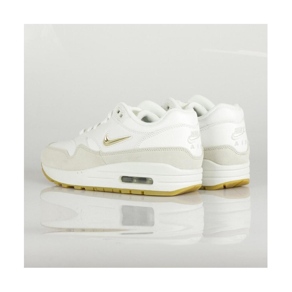 best website a56d2 62445 ... discount scarpa bassa w nike air max 1 premium sc summit white metallic  gold star 74db6