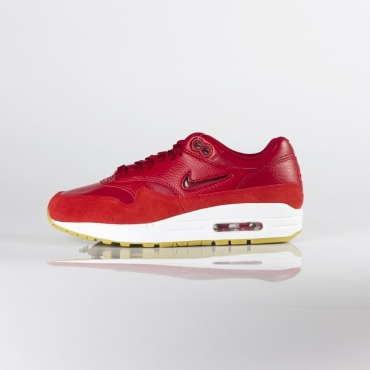 SCARPA BASSA W NIKE AIR MAX 1 PREMIUM SC GYM RED/GYM RED/SPEED RED