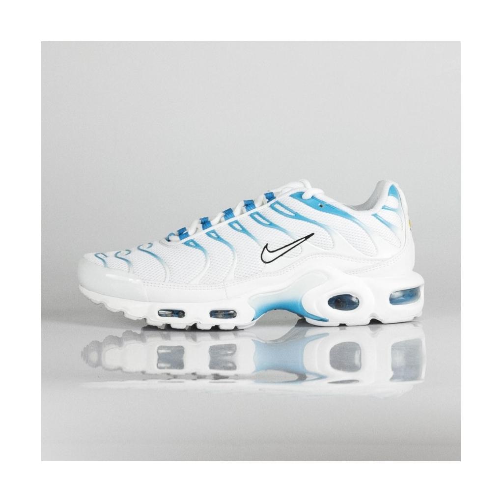 3c610d86dc51 LOW SHOE AIR MAX PLUS WHITE   WHITE   LT BLUE FURY