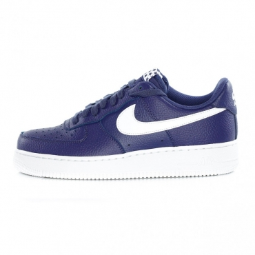 SCARPA BASSA AIR FORCE 1 07 BLUE RECALL/WHITE