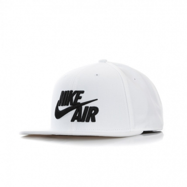 CAPPELLO SNAPBACK AIR TRUE EOS WHITE/BLACK