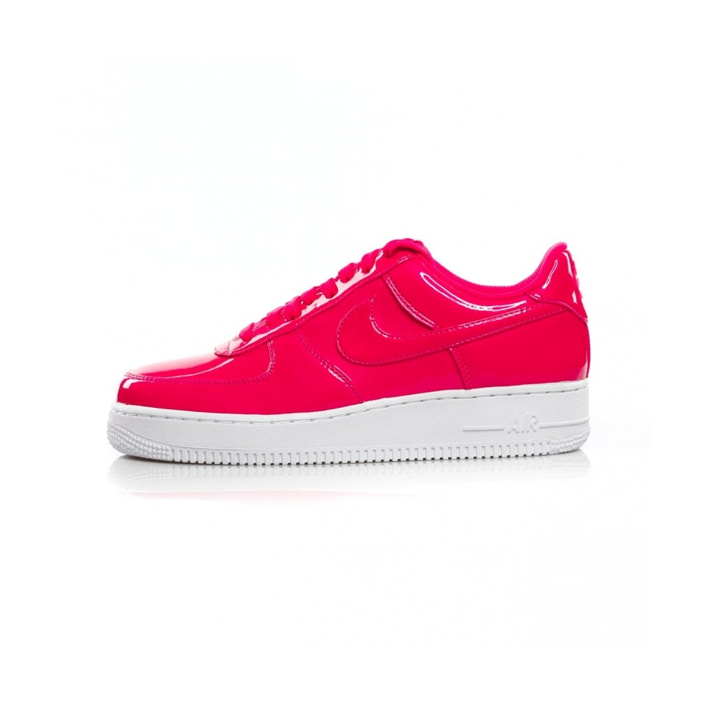 detailed look 989c5 ad45e LOW SHOE AIR FORCE 1 07 LV8 UV SIREN RED / SIREN RED / WHITE ...